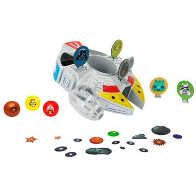 STAR wars angry birds millenium falcon