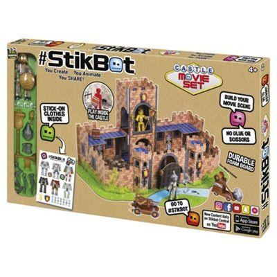 Stikbot Movie Sets - Castle