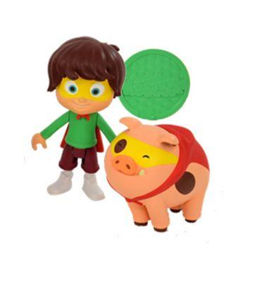 Tomy Kazoops! Imagination Pack - Mega Monty And Dyno Pig