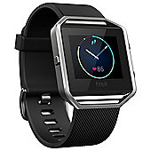 Fitbit Blaze Fitness Tracker - Black, Small