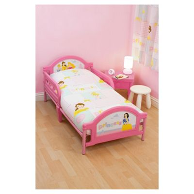 Character World Toddler Bed, Princess