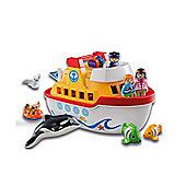 Playmobil 123 Take Along Ship