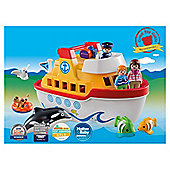 Playmobil 123 Take Along Ship