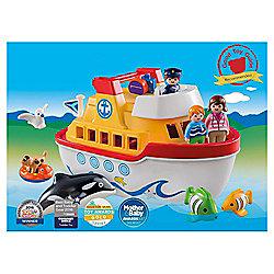 Playmobil 6975 123 Take Along Ship