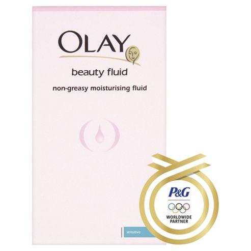 Olay Classic Beauty Fluid Sensitive 100ml