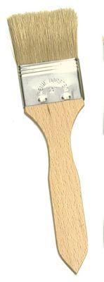 Redecker Wooden Paintbrush-Style Baking Pastry Brush 5cm Width 751050