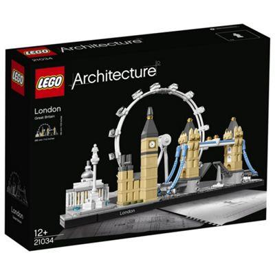 LEGO Architecture London 21034 Skyline Building Set