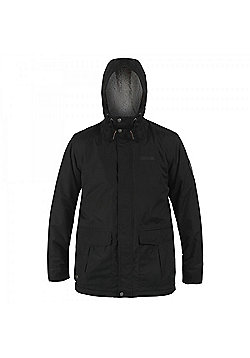 Regatta Sternway Hooded Jacket S Black