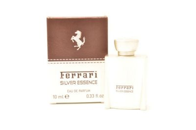Ferrari Silver Essence Eau de Parfum 10ml For Him EDP Travel Size Men Homme