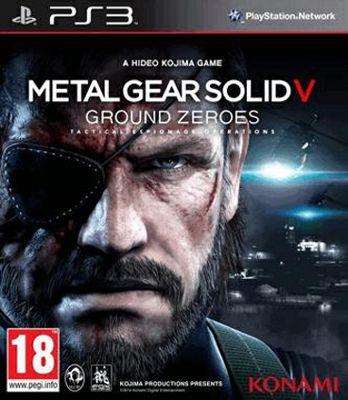 Metal Gear Solid V:Ground Zeros