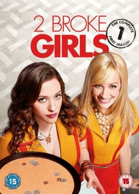 Two Broke Girls: Season 1 (DVD Boxset)