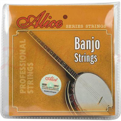 Alice 5 String Banjo Strings