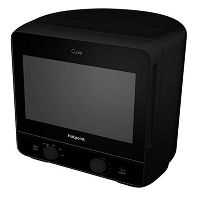 Hotpoint Curve MWH 1311 B Microwave