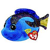 TY Beanie Boo Aqua The Blue Fish - 15cm