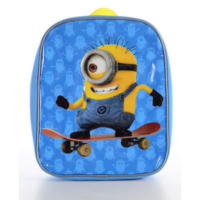 Despicable Me Minions Skater Small Backpack