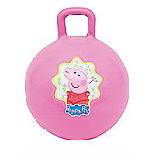 Peppa Pig Muddy Puddles Inflatable Hopper