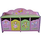 Fairy 4 Door Cabinet