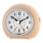 Acctim 15100 Rose Gold Easi-Set Alarm Clock