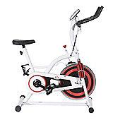 Homcom 10kg Flywheel Aerobic Training Exercise Cardio Fitness