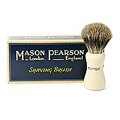 Mason Pearson Super Badger Shaving Brush - Ivory SS