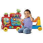 Vtech Baby Push & Ride Alphabet Train