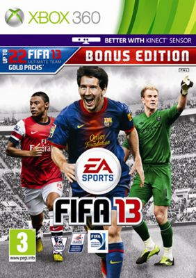 Fifa 13 Bonus Edition