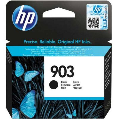 HP 903 Black Ink Cartridge 300pages