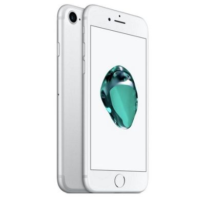 Buy Apple Iphone 7 256gb Silver Uk Stock Sim Free Unlocked From Our