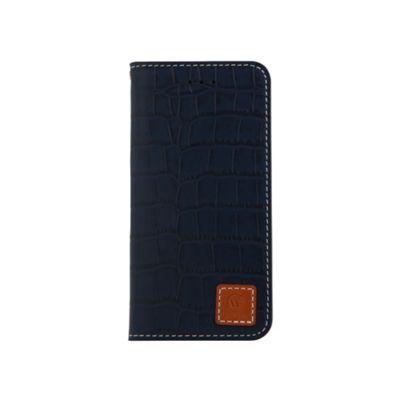 Wetherby Premium Croco iPhone 5 Case Navy