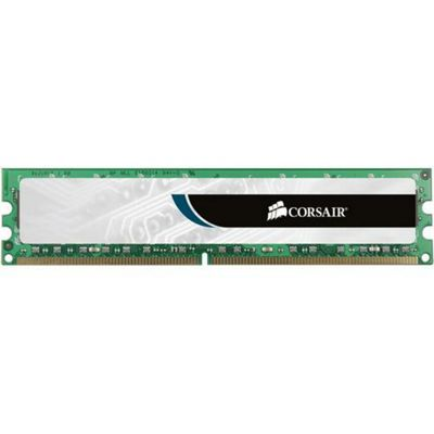 Corsair Microsystems Value Select 1GB Memory Module PC25300 667MHz DDR2 SDRAM