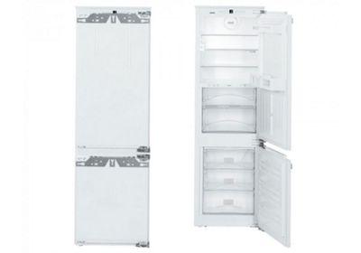 Liebherr ICBN3324 Comfort Integrated NoFrost Fridge Freezer with Biofresh Door On Door