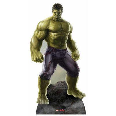 Hulk Cardboard Cutout - 190cm
