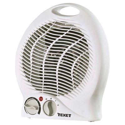 buy texet fan heater from our fan heaters range tesco. Black Bedroom Furniture Sets. Home Design Ideas
