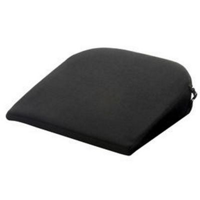 Putnams Black 8 Degree Wedge Seat Cushion Office or Car