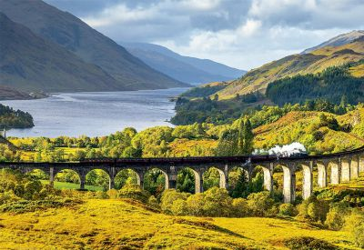 Glenfinnan Viaduct - 1000pc Puzzle