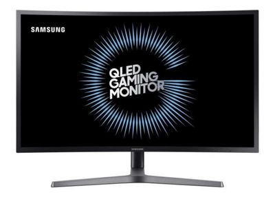 Samsung C27HG70 27 QHD 144Hz Curved Gaming Monitor