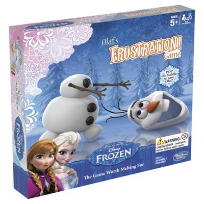 Disney Frozen Olaf's Frustration Game