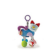 Taf Toys Plush Long-tail Cat, Suitable From Birth