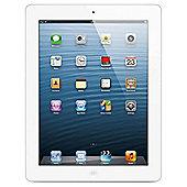 "Refurbished Apple iPad 4, 9.7"", 16GB, Wifi - White"