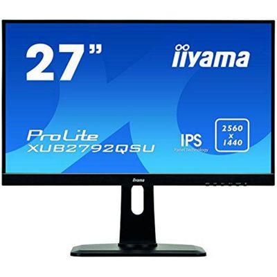 Iiyama ProLite XUB2792QSU-B1 - LED monitor - 27