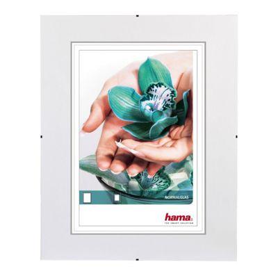 Hama Glass Clip-Fix Photo Frame to fit a 18x24cm photo.