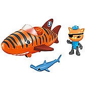 Octonauts Gup B Talking Tiger Shark