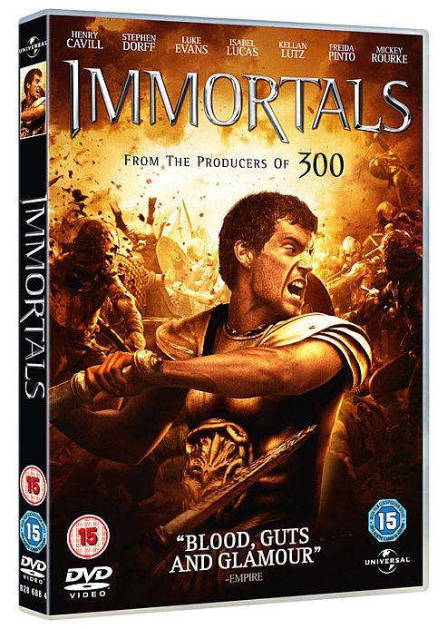 Immortals (DVD)