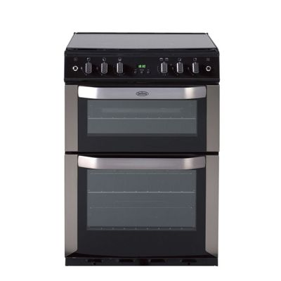 Belling FSG60DOPSS, 602mm, Stainless steel, Gas Cooker