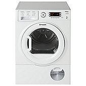 Hotpoint Ultima S-Line Condenser Tumble Dryer, SUTCD 97B 6PM (UK) - White