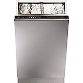CDA WC461 Slimline Dishwasher, A Energy Rating, -