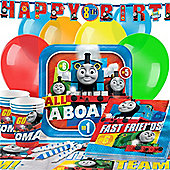 Thomas The Tank Engine Party Pack - Deluxe 16 Pack