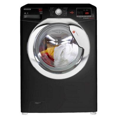 Hoover WDXOC485CB 1400rpm Washer Dryer 8kg/5kg Load, Black