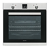 Extra Large Capacity 78 Litre Built-in Multi-Function Electric Single Oven - supplied with a plug