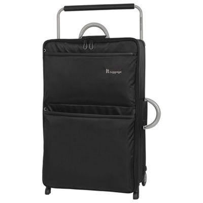 buy it luggage worlds lightest large 2 wheel black. Black Bedroom Furniture Sets. Home Design Ideas